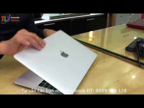 Macbook Pro Retina 13 Touch Bar Cũ Giá Rẻ Hơn Mới 5 đến 10 Triệu