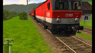 Let´s Play - Train Simulator 2001 - ÖBB 1144 und ÖBB 1116