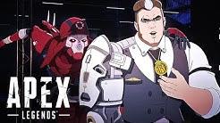 Apex Legends - Official Revenant & James McCormic Cinematic Trailer