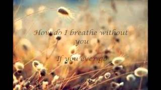 How do I live without you.. LeAnn Rimes with lyrics