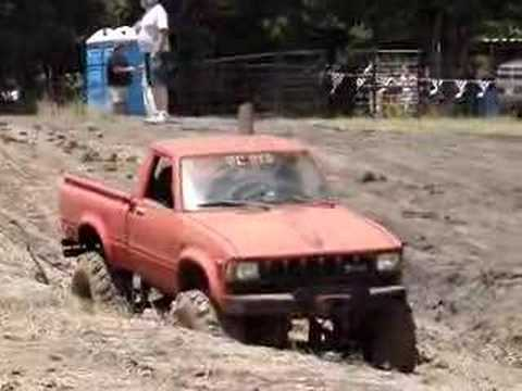 David and Ol Red at the Rockwall County Mud Bog