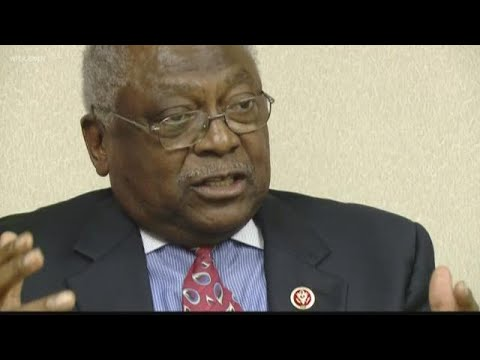 James Clyburn says he's running for US House Majority Whip