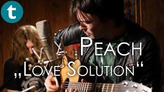 Thomann Sessions | Peach, UK (live)