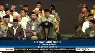 Said Aqil Mendoakan Jokowi Menang di Peringatan Harlah NU