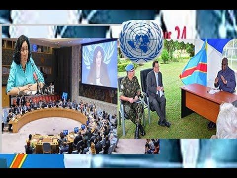 SOMO NA MESSAGE DE LA REPRESENTANTE SPECIALE DU SECRETAIRE GENERAL DE L'ONU.