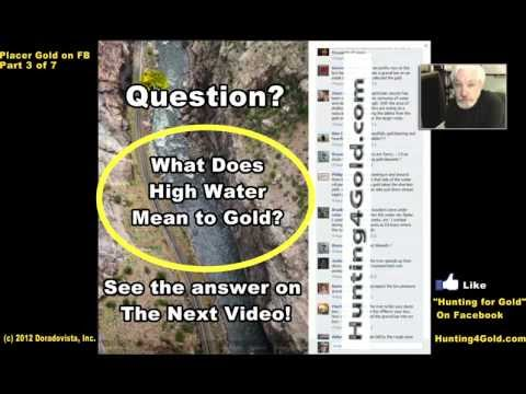 Placer Gold Stream Deposits on FB 3-of-7