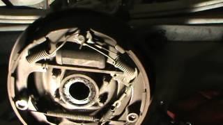 Rear Axle Removal