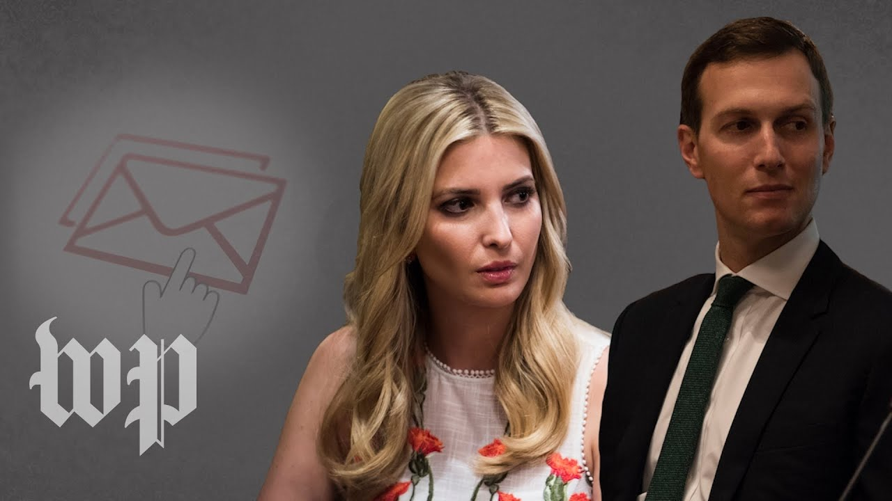 The Trump administration's own email scandal