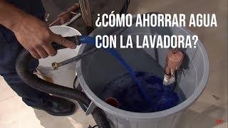 Cómo ahorrar agua con la lavadora - Muy Masculino, Cosmovision