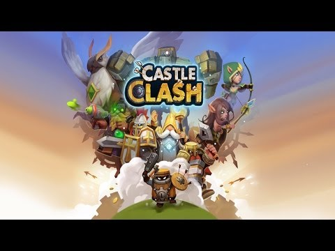Castle Clash - Universal - HD Gameplay Trailer