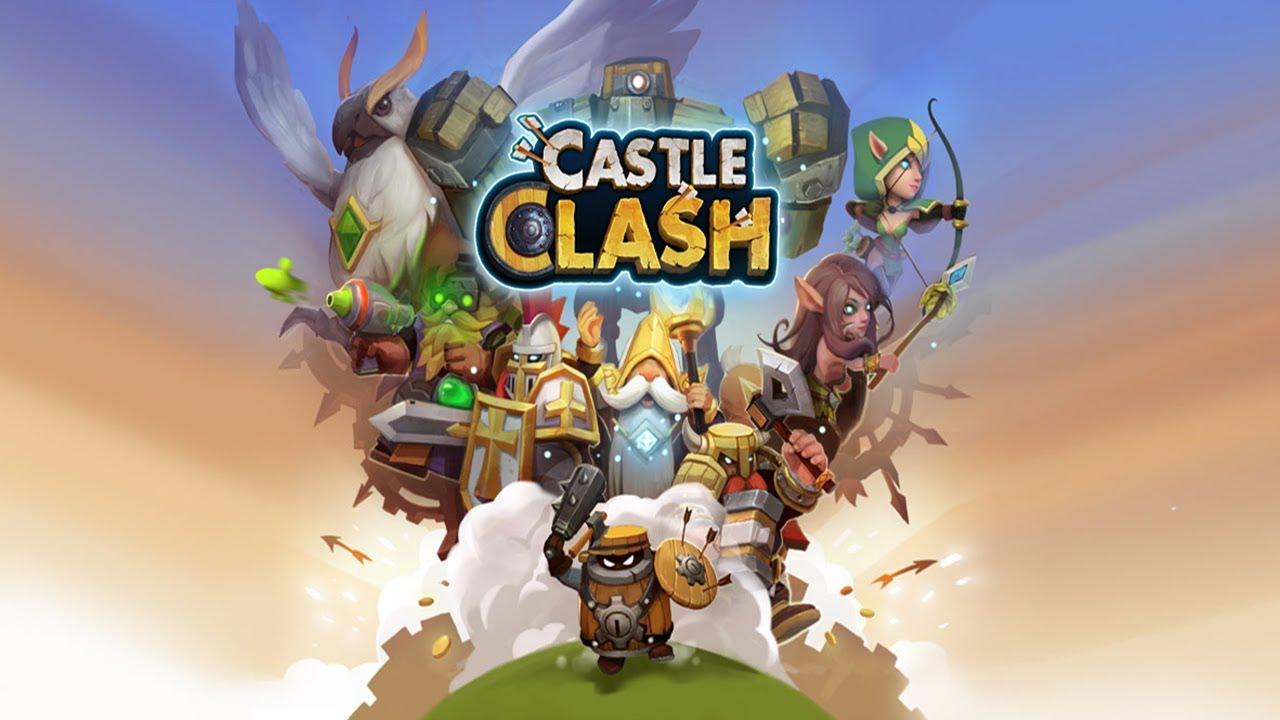 """Jeux de """"Castle Clash"""" generator et telechargement gratuit sans offre et payer"""