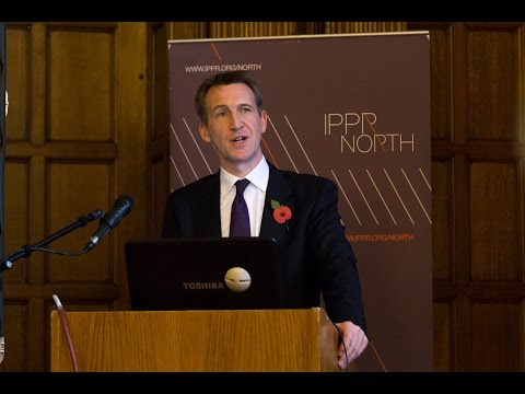 The State of the North: A more powerful Britain, Dan Jarvis MP keynote speech