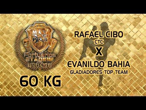 "Portuarios Stadium 13/02 - Rafael Cibo (CTC) x Evanildo""Bahia"" (GTT) 60 Kg"