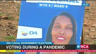 2021 Local Government Elections | Voting during a pandemic