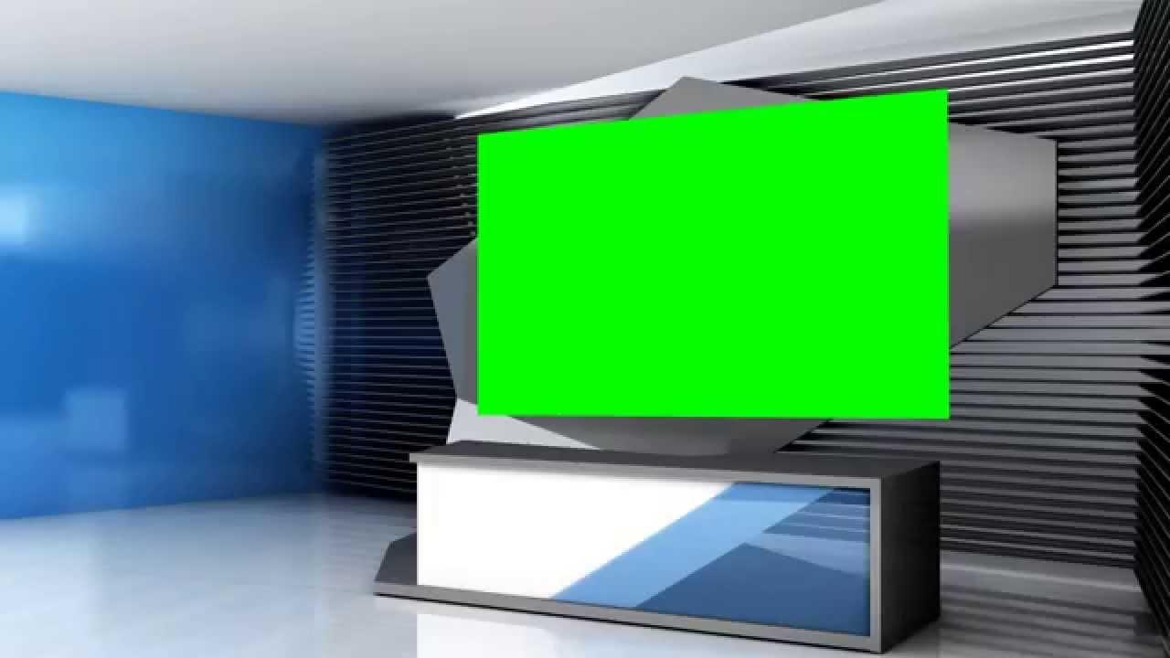 Green Screen Tv Living Room