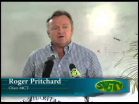 Mustique Charitable Trust Supports Community College Students: Roger Pritchard