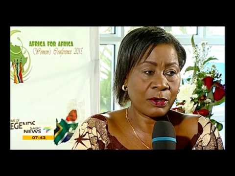 Tanzania and Ghana at Africa for Africa Women's Conference