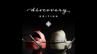 Anex Cross Discovery - Видео обзор коляски Анекс Дискавери 2018 от Milkbaby