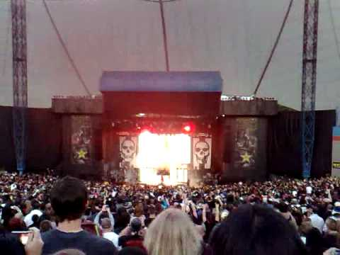 Rob Zombie - What Lurks on Channel X? Live at Mayhem Festival mp3