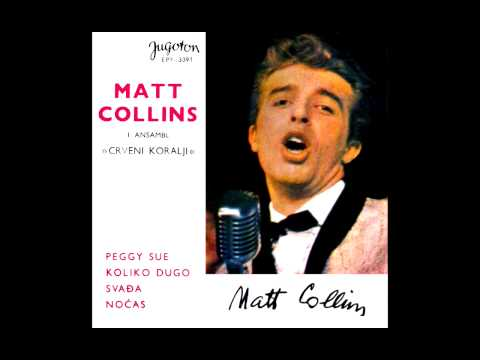 Matt Collins i Crveni Koralji - Peggy Sue (Buddy Holly Cover) mp3
