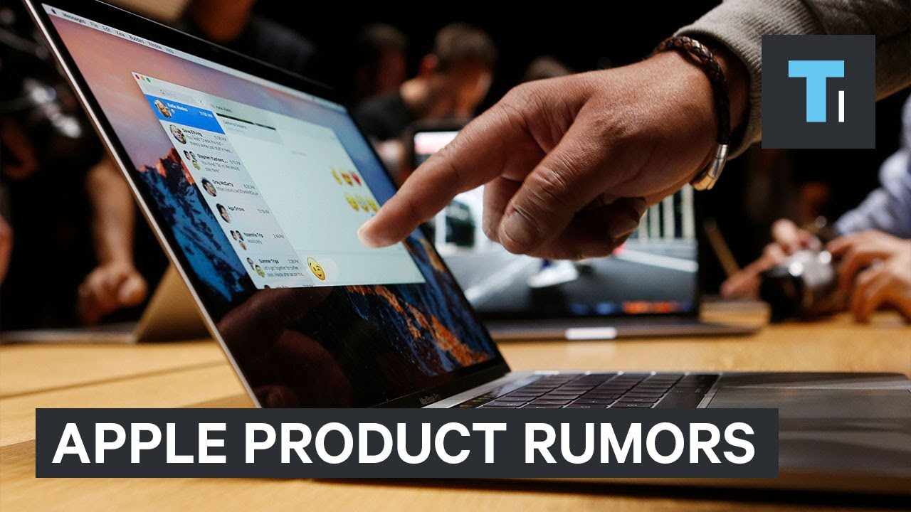Everything Apple Is Rumored To Be Launching In 2017