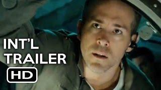 Life Official International Trailer #1 (2017) Ryan Reynolds, Jake Gyllenhaal Sci-Fi Movie HD