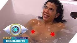 Heißes Nacktbaden mit Milo Moire, Maria Hering und Claudia | Promi Big Brother 2017 | SAT.1