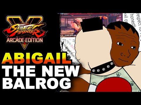 SFV AE * Abigail, The New Balrog / V-Trigger 2 Ranked Matches
