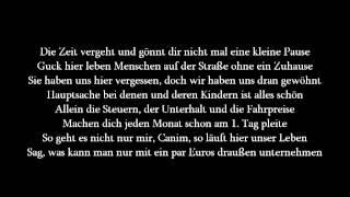 Alpa Gun - Mein Weg ♪ Lyrics