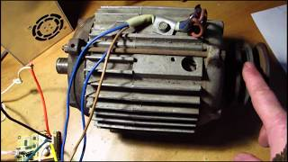 BLDC контроллер,асинхронный двигатель