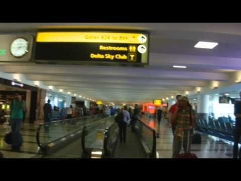 JFK Terminal4 Inside TSA