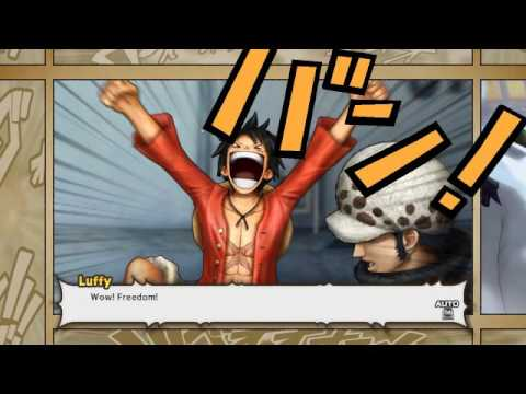 Let's Play One Piece: Pirate Warriors 3 #21-Punk Hazard