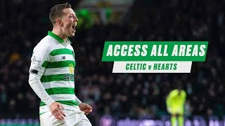 🎥 Access All Areas: Celtic 5-0 Hearts | Celtic thrash Hearts to go 10 points clear!