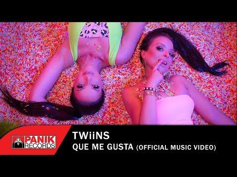 Смотреть клип Twiins - Que Me Gusta