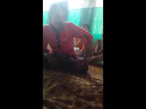 Havyaka comedy_Nagappana magange accident aagade!!!!.......