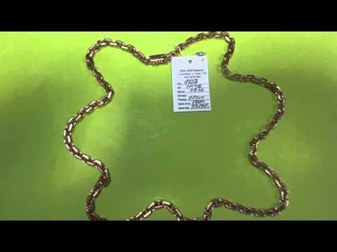 № 22 (Апрель 2016). Продажа золотых ювелирных украшений в Новосибирске (ООО НСК-Золото)