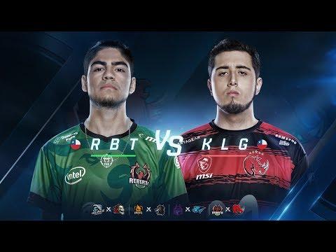 CLS Clausura  Fecha 1  Rebirth vs KLG
