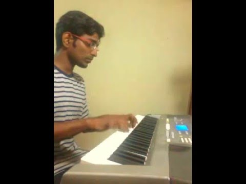 Suttum vizhi-film Ghajini-keyboard. Fm(minor)