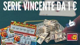 Gratta e Vinci   SERIE VINCENTE   Gratta e Vinci da 1€