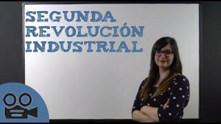 Desarrollo de la Segunda Revolución Industrial