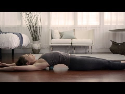 Equinox Rx Series: Yoga Tune Up Trigger Point Therapy