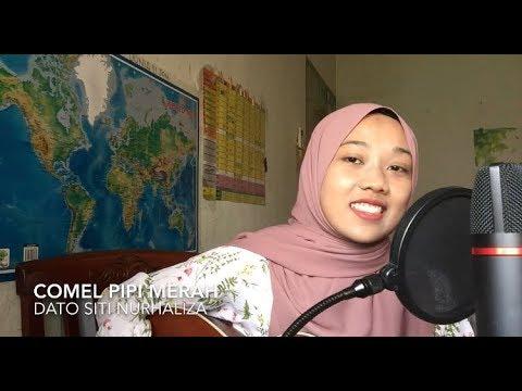 Comel pipi merah - Dato siti nurhaliza (cover)