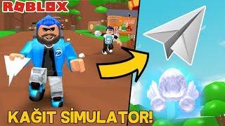 YENİ EFSANE KAĞIT SİMULATOR 📄 | Paper Ball Simulator | Roblox Türkçe