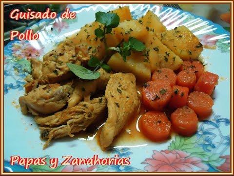 Ensalada de curry picante de zanahoria guisada