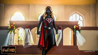 Флэш, Стрела,Супергёрл и Легенды против Анти-Героев Нацистов Земли Х | Битва в Церкви | Часть 1