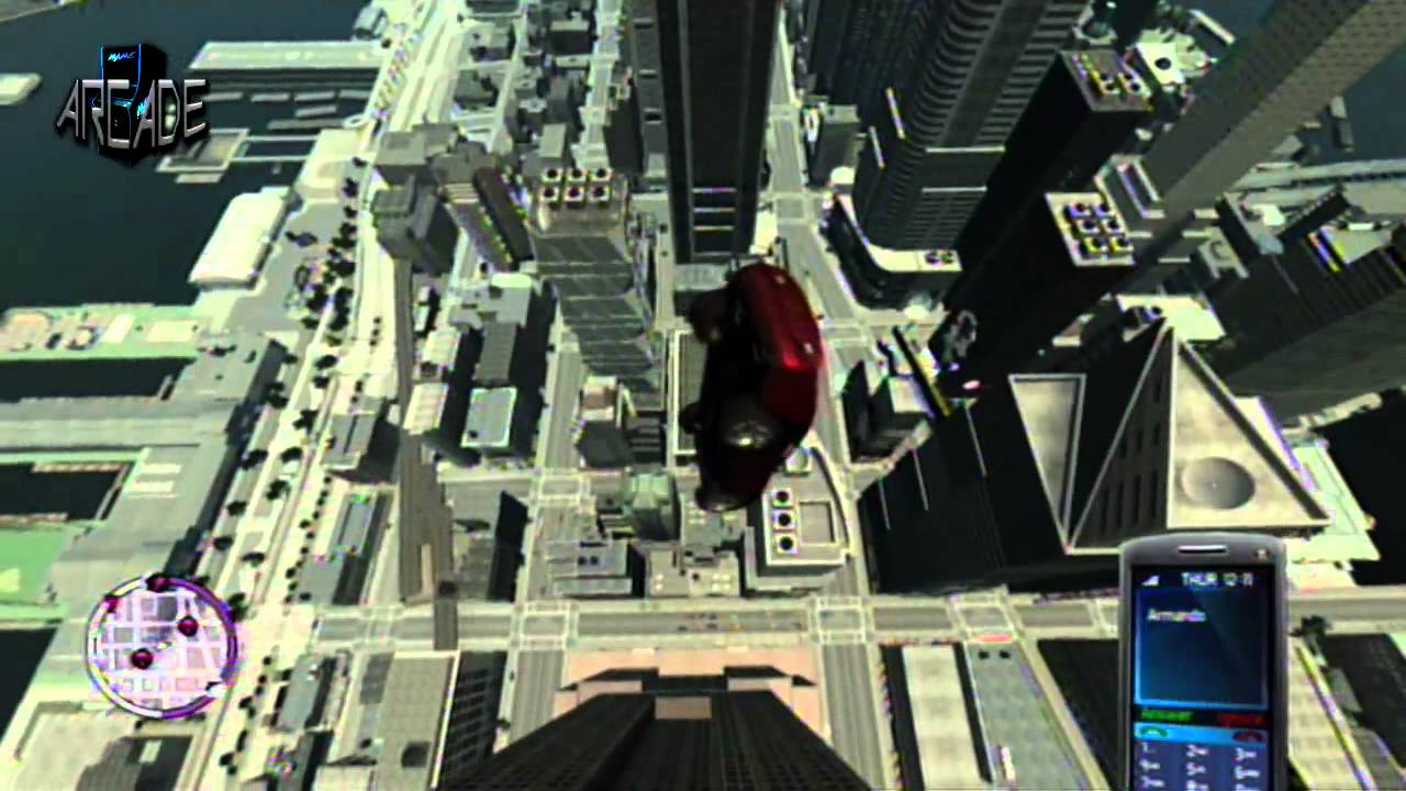 Flying Car - GTA IV The Ballad Of Gay Tony (Xbox 360 ...