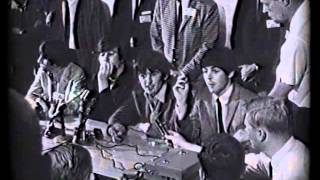 Video Cincinnati Museum Center's Moving Image Collection Presents the Beatles at the Cincinnati Gardens download MP3, 3GP, MP4, WEBM, AVI, FLV Juli 2018