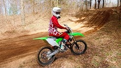 This KX125 is TOO MUCH FUN!!