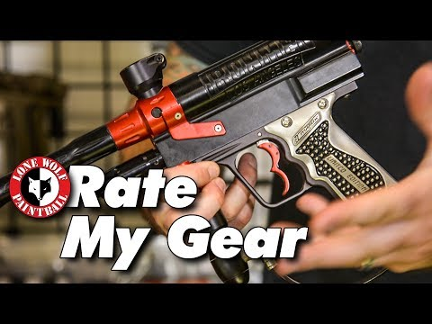 We Rate Your Gear | Lone Wolf Paintball Michigan