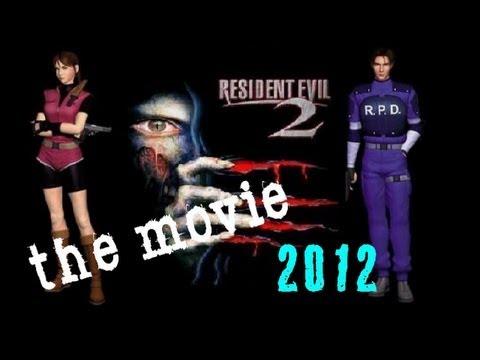 ᴴᴰ Resident Evil 2: The Game Movie (Full Movie) 2012